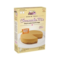 Puppy Cake Grain-Free Cheesecake Mix - Peanut Butter