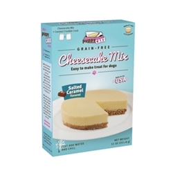Puppy Cake Grain-Free Cheesecake Mix -Salted Caramel