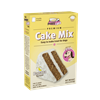 Puppy Cake Mix  - Banana Flavored Puppy Cake, cake mix for dogs with frosting, Give your dog a birthday cake, Free shipping on orders over $25, carob flavor, banana flavor and wheat-free peanut butter. birthday cakes for dogs, birthday cake for dogs, dog birthday, dog birthday cakes, dogs birthday cake,  dog birthday cake recipe, dog recipes, dog treat recipes, pet food, cake for dogs, dog cakes, dog cakes for dogs, dog cake mix, doggie birthday cake, homemade dog treats, homemade dog
