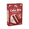 Puppy Cake Mix - Red Velvet (wheat-free) Puppy Cake, cake mix for dogs with frosting. Give your dog a birthday cake. Free shipping on orders over $25. Wheat-free peanut butter, red velvet, pumpkin, carob flavor and banana flavor. birthday cakes for dogs, birthday cake for dogs, dog birthday, dog birthday cakes, dogs birthday cake,  dog birthday cake recipe, dog recipes, dog treat recipes, pet food, cake for dogs, dog cakes, dog cakes for dogs, dog cake mix, doggie birthday cake, homemade dog treats, homemade dog biscuits, dog biscuits, pet treats, dog cupcakes, ice cream for dogs, gourmet dog treats, organic dog treats, puppy treats, treats for dogs, healthy treats for dogs, healthy dog treats, best dog treats, wheat free dog treats, dog bakery, doggy treats, doggie treats, 3 dog