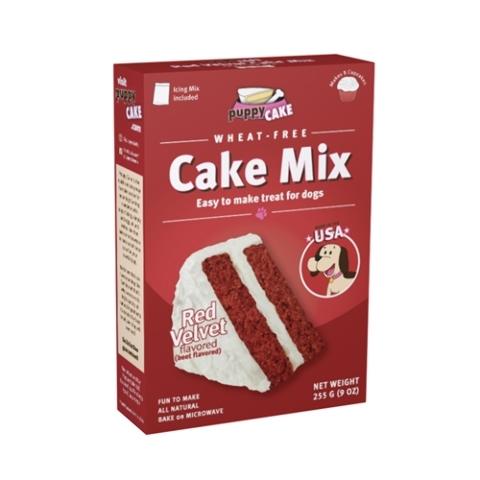 Puppy Cake Mix