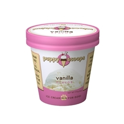 Puppy Scoops Ice Cream Mix - Vanilla Ice Cream for dog, DIY treats for dogs, Puppy Scoops, Carob Ice Cream for Dogs, Homemade Ice Cream for dogs, Healthy treats for dogs, Vanilla Puppy Scoops, Puppy Scoops, Real Ice for Dogs, healthy ice cream for dogs, frozen treats for dogs, dog treats, homemade treats for dogs, fun treats to make for your dog,